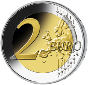 2 Euro Germany